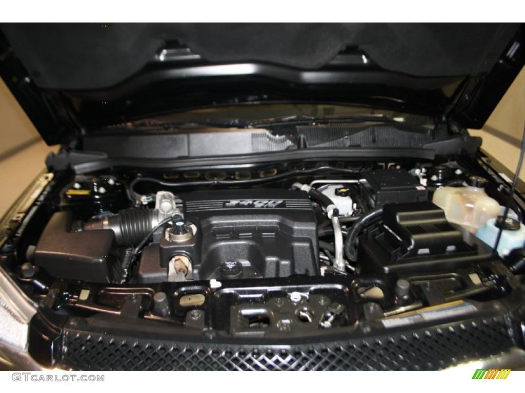 2008 Chevrolet Equinox Lt Awd 3 4 Liter Ohv 12