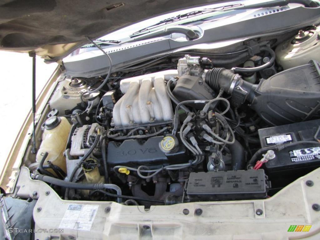 1988 ford taurus engine diagram 2000 taurus engine diagram #14