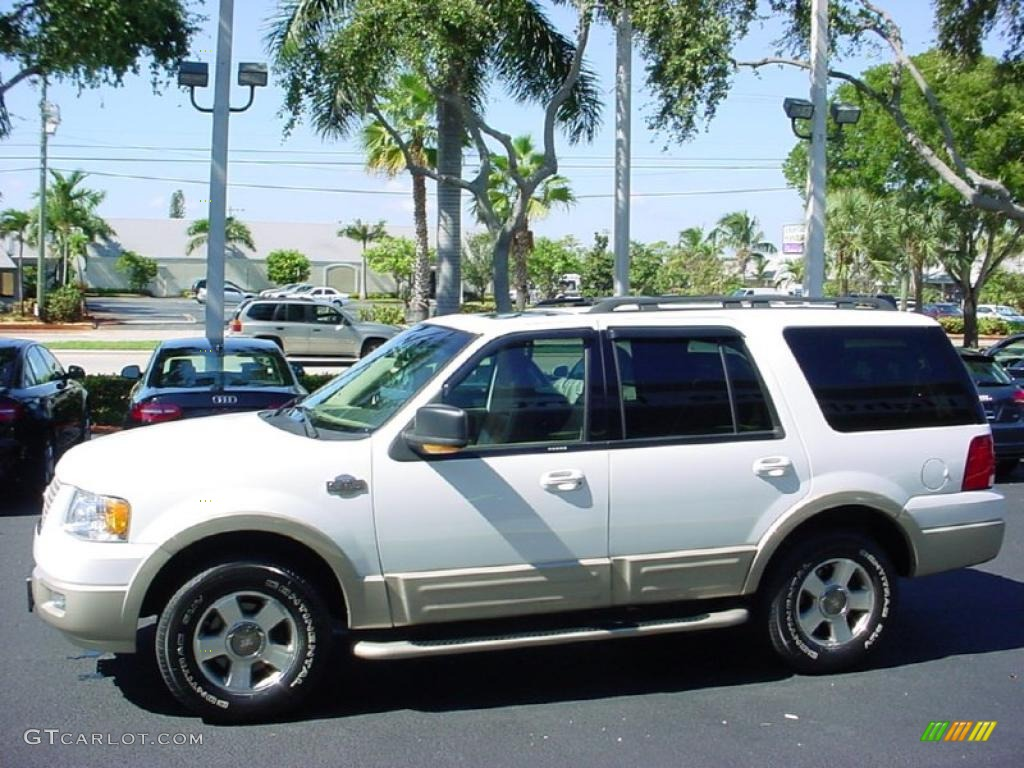 oxford white 2006 ford expedition king ranch exterior. Black Bedroom Furniture Sets. Home Design Ideas