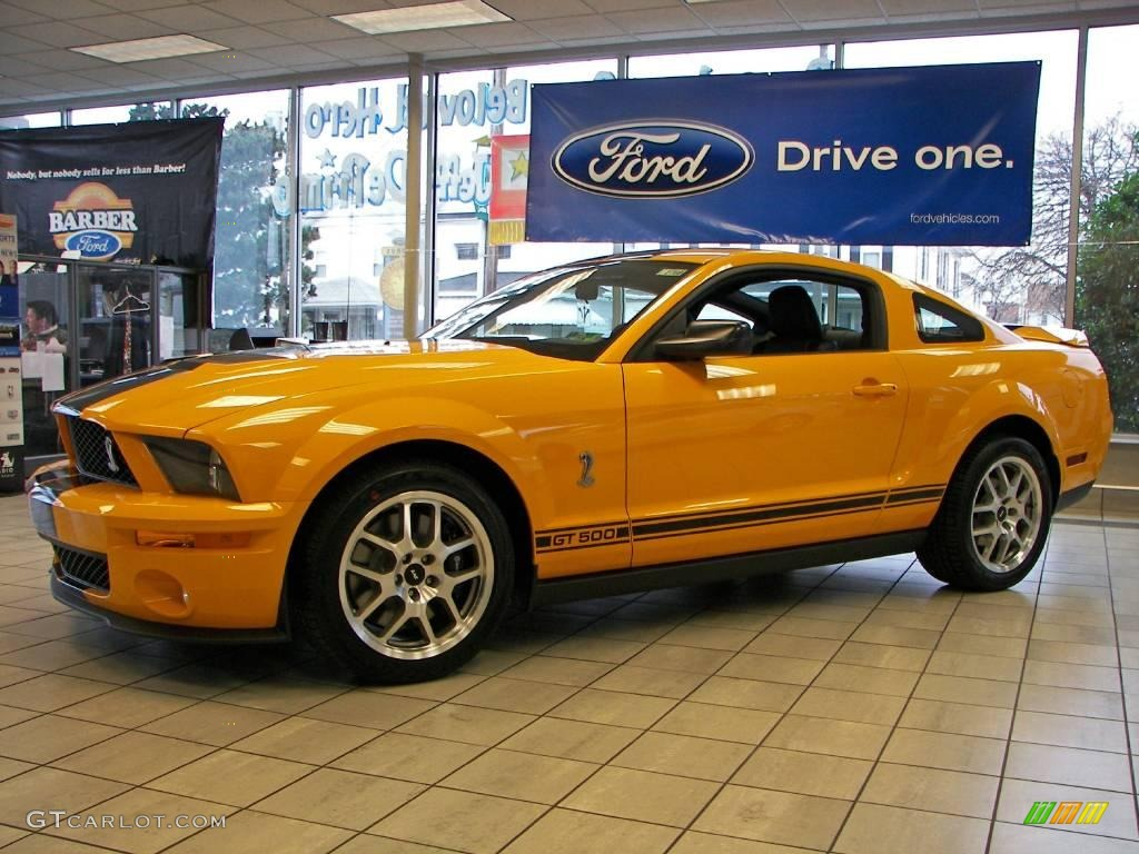 Ford Mustang Shelby Gt500 Coupe
