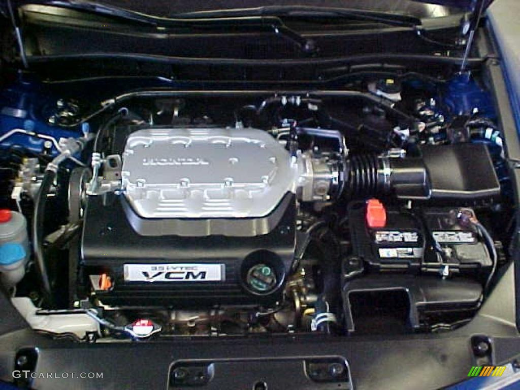 2010 Honda Accord Ex L V6 Coupe 3 5 Liter Vcm Dohc 24