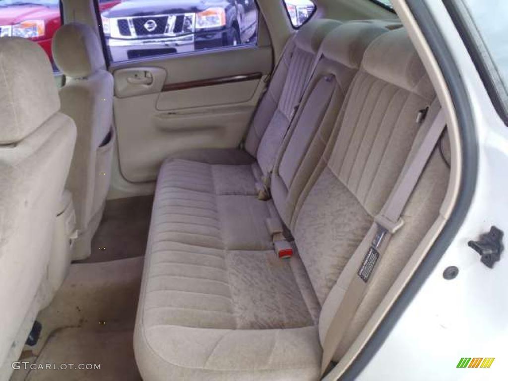 2001 chevrolet impala standard impala model interior photo 39262265