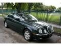 British Racing Green 2000 Jaguar S-Type Gallery
