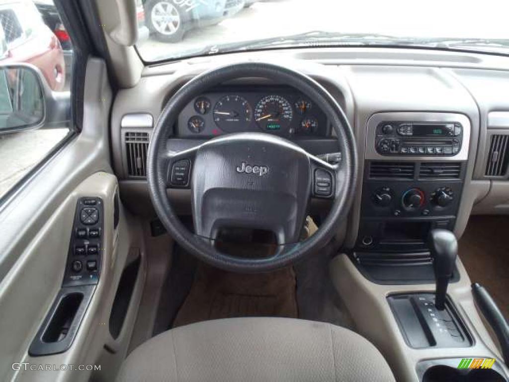 2003 Jeep Grand Cherokee Dashboard Symbols