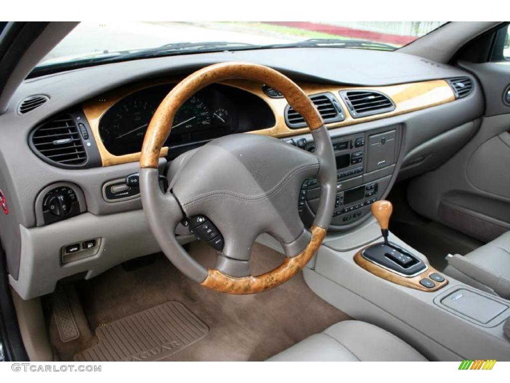 Almond interior 2000 jaguar s type 4 0 photo 39263959