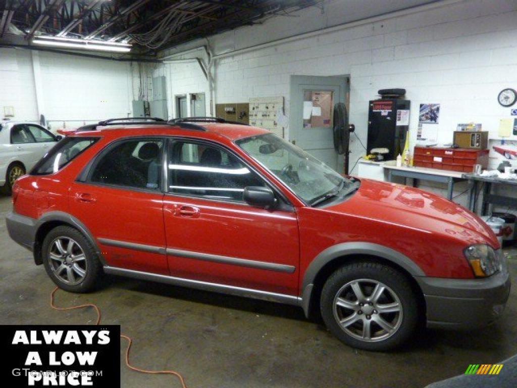 2005 san remo red subaru impreza outback sport wagon 39258218 2005 impreza outback sport wagon san remo red black photo 1 vanachro Images