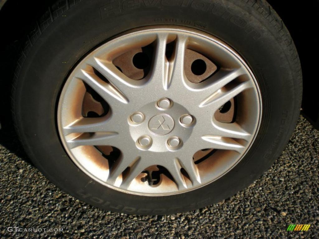 2000 Mitsubishi Galant Es Wheel Photo 39275315 Gtcarlot Com