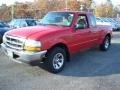 Bright Red 2000 Ford Ranger Gallery
