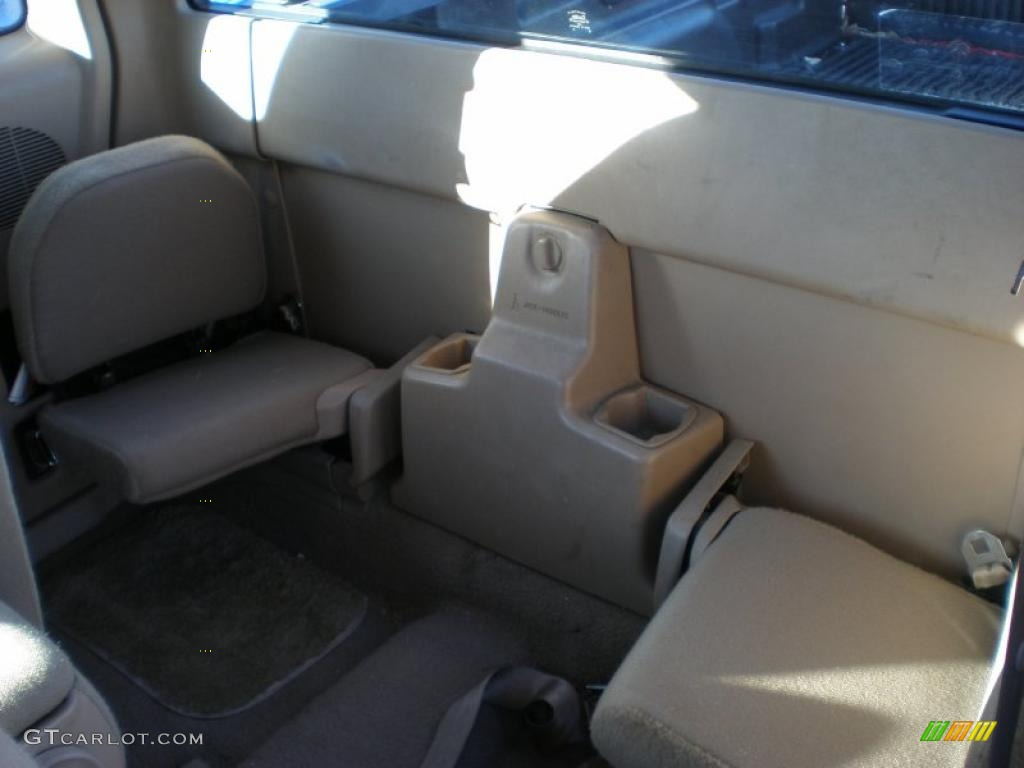 2000 Ford Ranger XL SuperCab Interior Photo #39275719