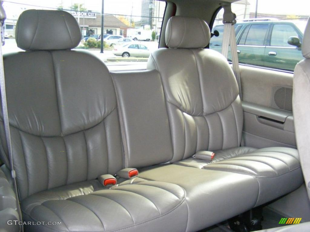 Taupe Interior 2000 Chrysler Town Country Limited Photo 39280083