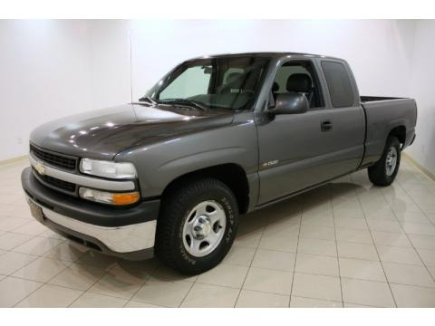 2002 Chevrolet Silverado 1500 Extended Cab Data, Info and Specs
