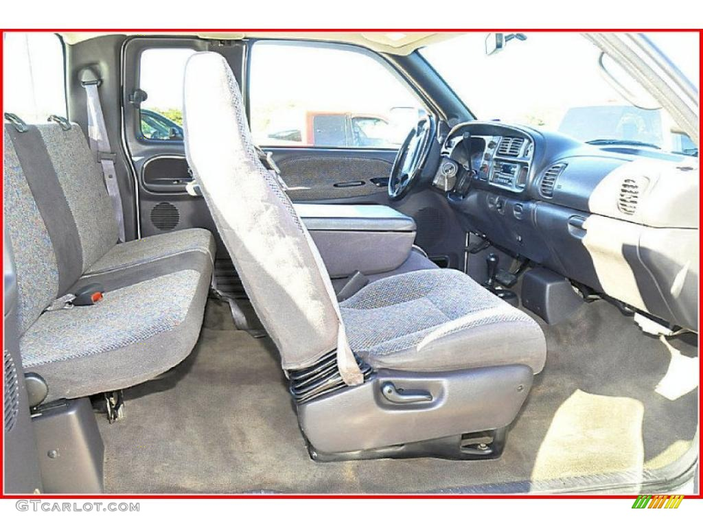 Agate Interior 2002 Dodge Ram 2500 SLT Quad Cab 4x4 Photo ...