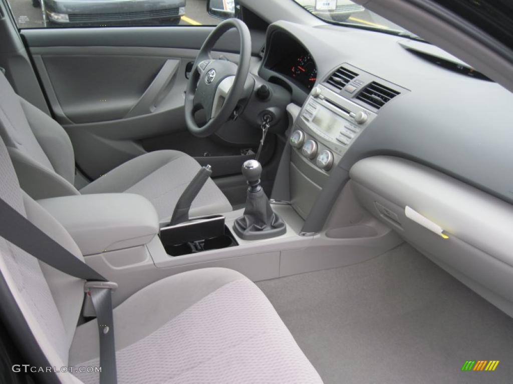 2011 Toyota Camry Standard Camry Model 6 Speed Manual