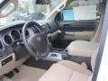 Sand Beige Prime Interior Photo for 2011 Toyota Tundra #39297951