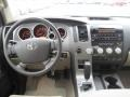 Sand Beige Dashboard Photo for 2011 Toyota Tundra #39297979