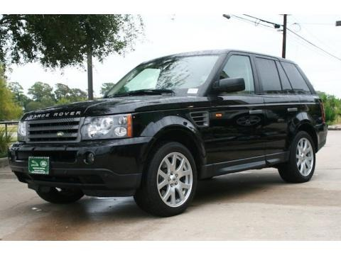 2008 land rover range rover sport hse data info and specs. Black Bedroom Furniture Sets. Home Design Ideas