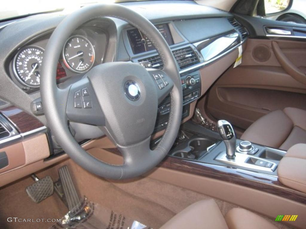 tobacco nevada leather interior 2011 bmw x5 xdrive 35d. Black Bedroom Furniture Sets. Home Design Ideas
