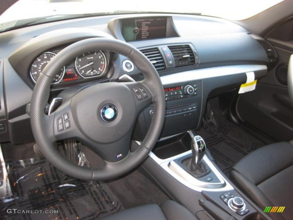 Bmw 128i Interior Black Interior 2011 Bmw 1