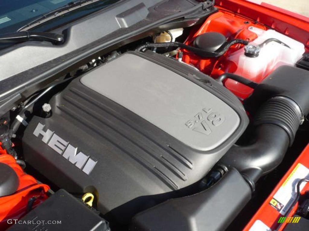 2010 dodge challenger r t 5 7 liter hemi ohv 16 valve mds vvt v8 engine photo 39303429. Black Bedroom Furniture Sets. Home Design Ideas