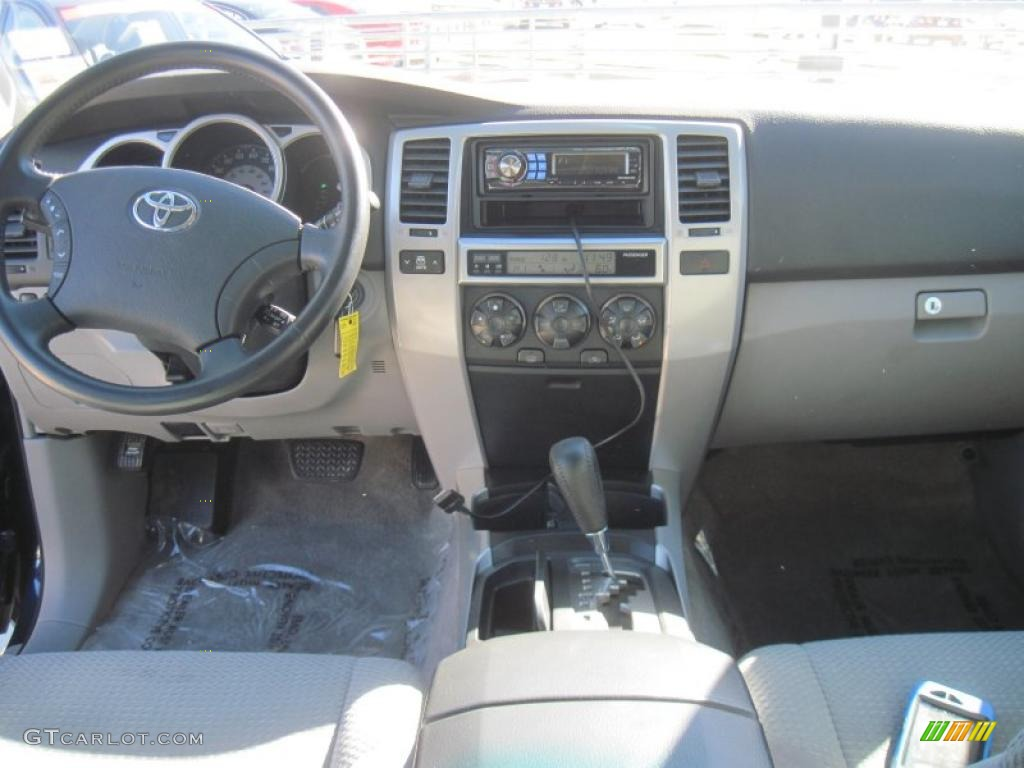 2003 Toyota 4runner Sr5 Stone Dashboard Photo 39303485