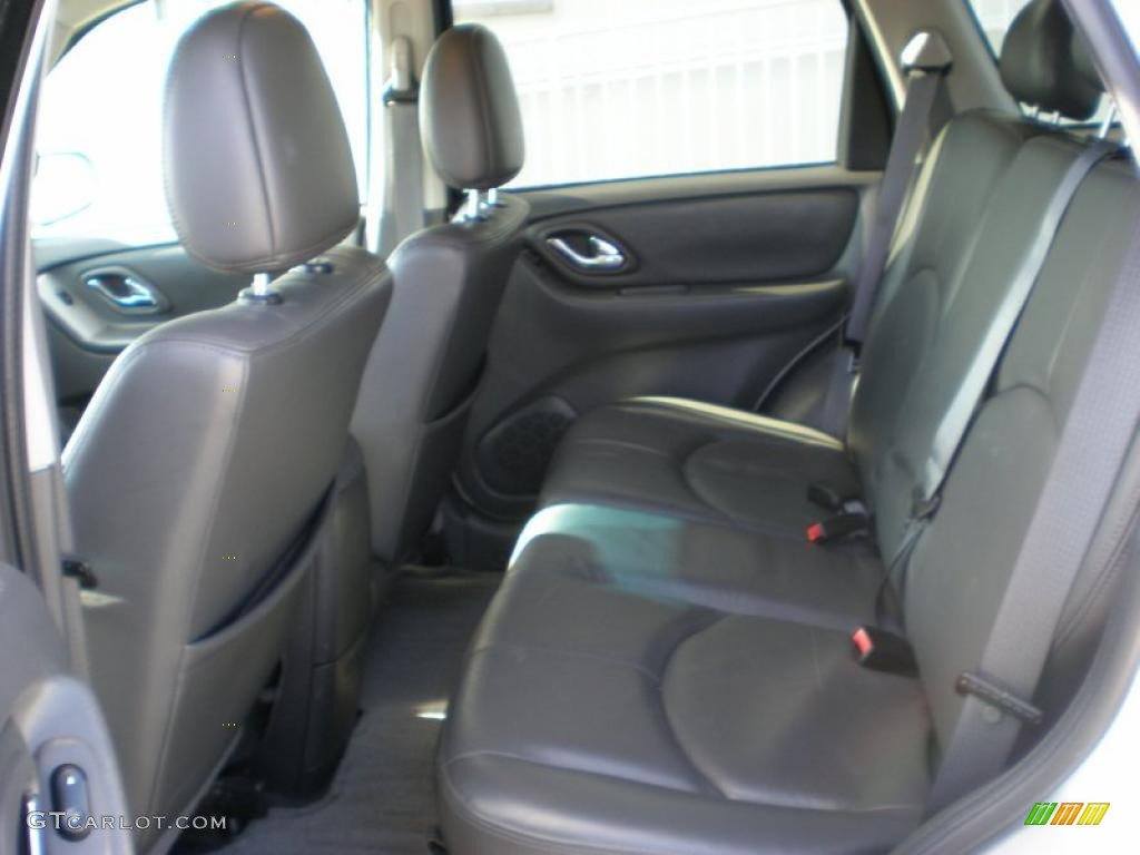 Dark Flint Gray Interior 2006 Mazda Tribute I 4wd Photo