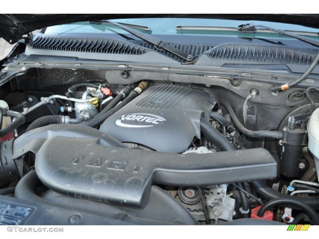 2003 Chevrolet Suburban 1500 Ls 4x4 5 3 Liter Ohv 16
