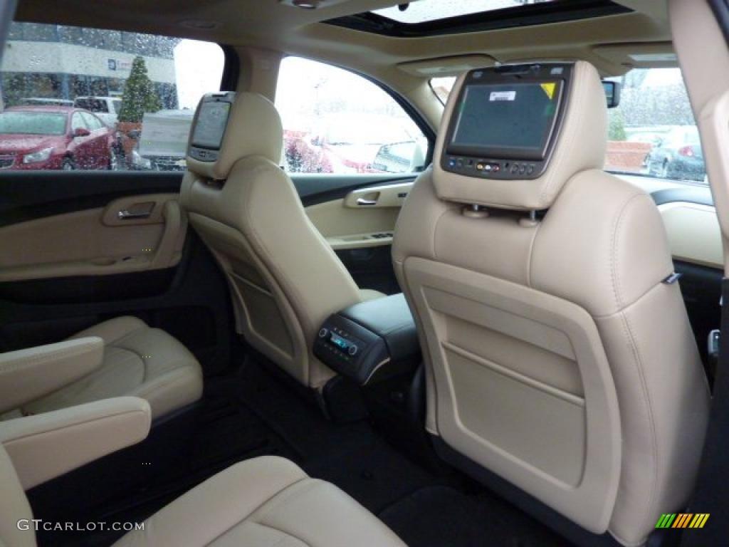 2011 Chevrolet Traverse Ltz Awd Interior Photo 39309445