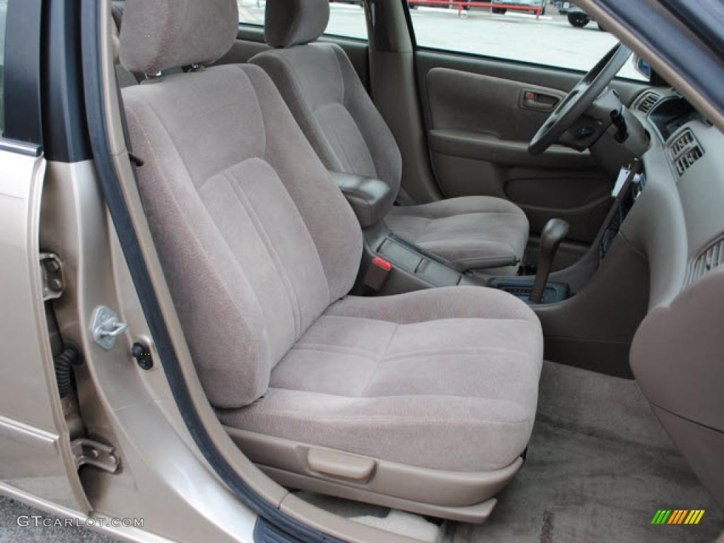 beige interior 1997 toyota camry le photo 39310933. Black Bedroom Furniture Sets. Home Design Ideas