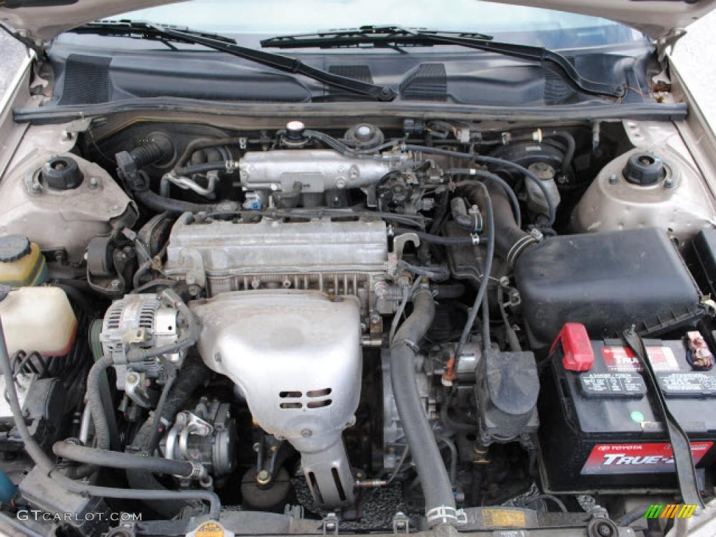 1997 Toyota Camry LE 2.2 Liter DOHC 16-Valve 4 Cylinder Engine Photo  #39310977