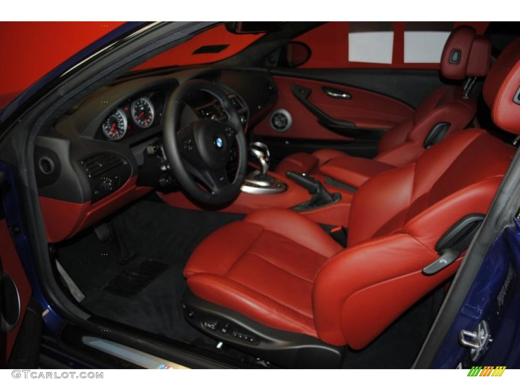 2010 BMW M6 Coupe interior Photo #39317225 | GTCarLot.com
