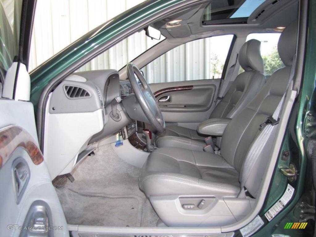 Silver Grey Interior 2000 Volvo S40 1 9t Photo 39322213