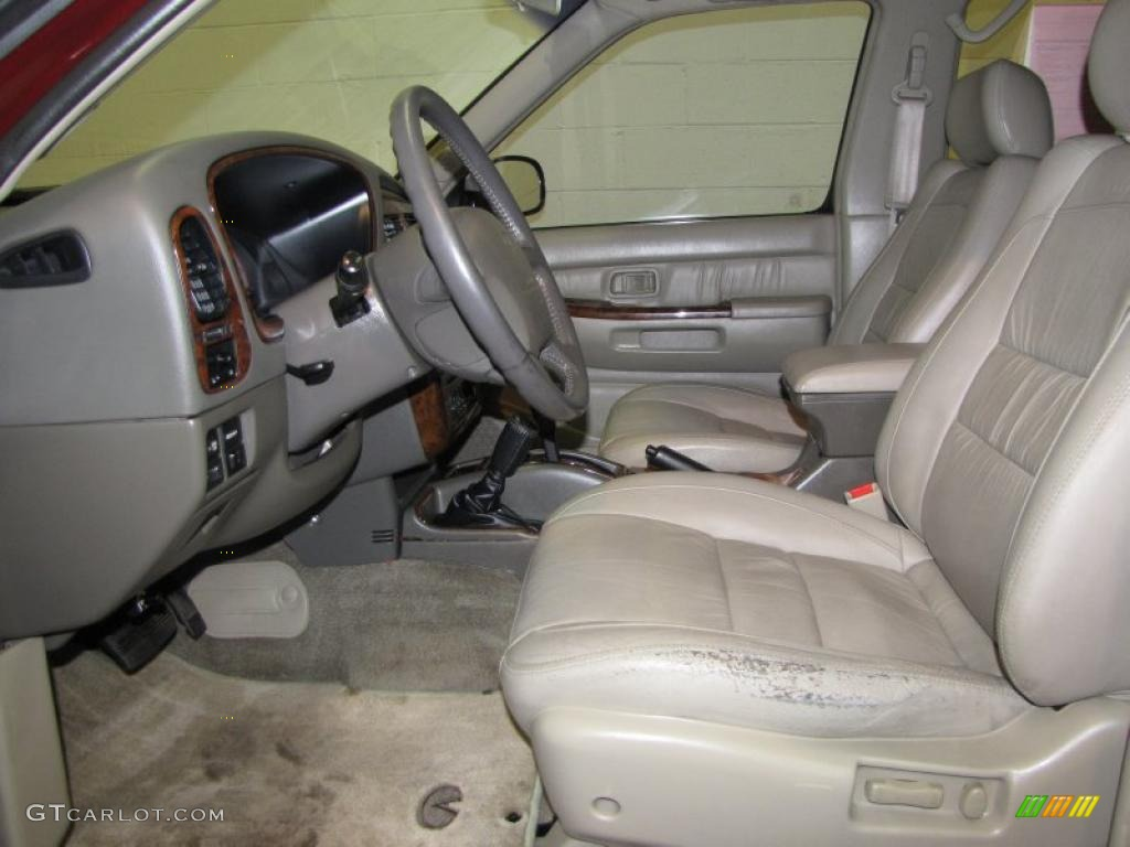 1997 infiniti qx4 4x4 interior photo 39324709