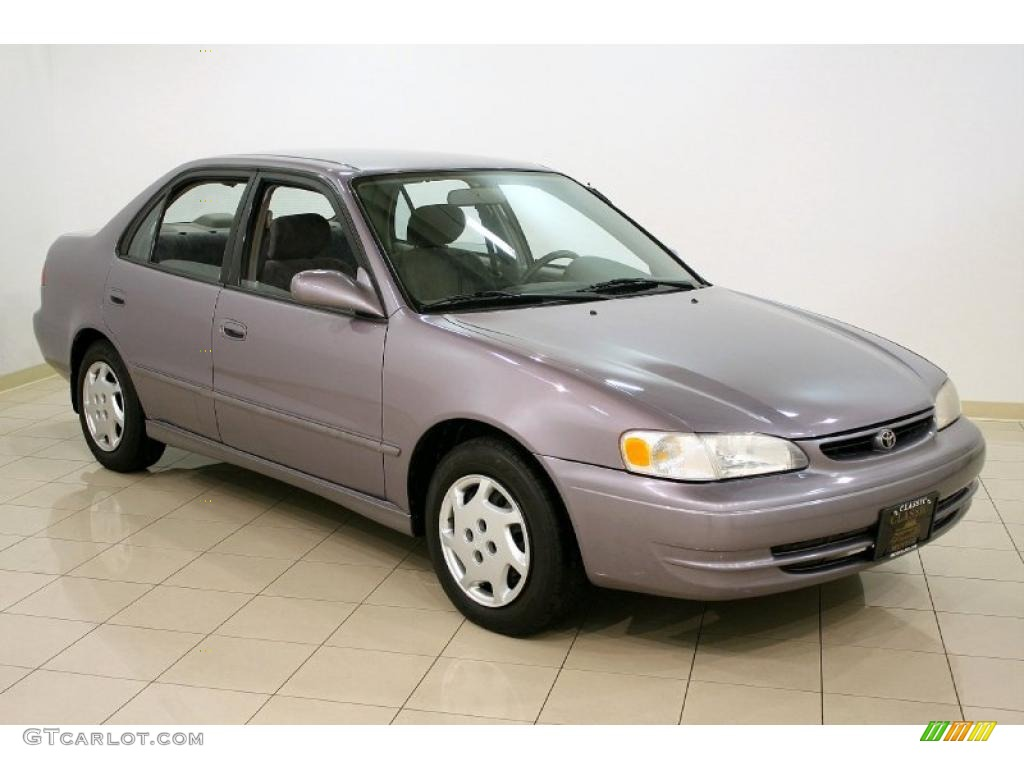 1998 misty plum pearl metallic toyota corolla le 39326130 car color galleries. Black Bedroom Furniture Sets. Home Design Ideas