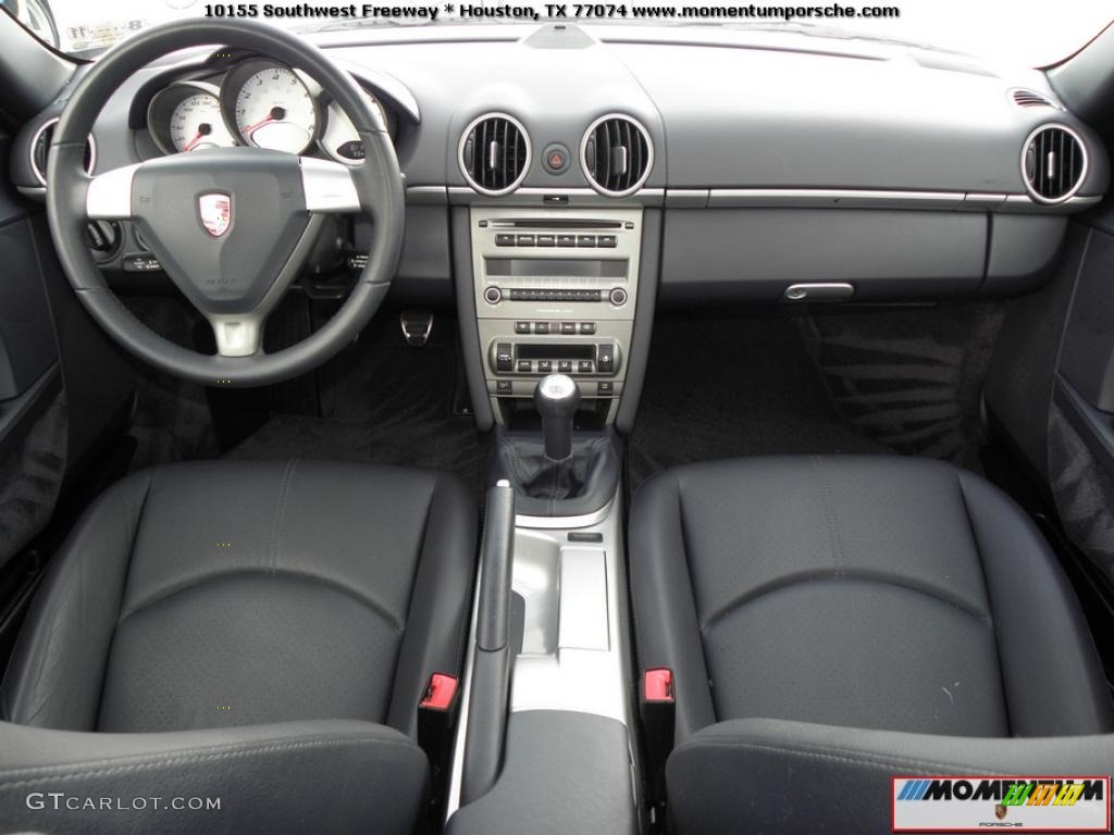 Black Interior 2007 Porsche Cayman S Photo 39328288 Gtcarlot Com