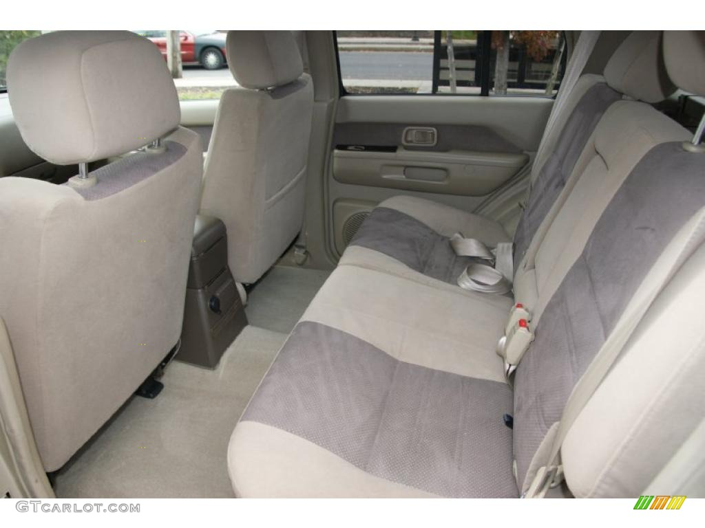 Parchment Interior 2000 Nissan Pathfinder Se 4x4 Photo