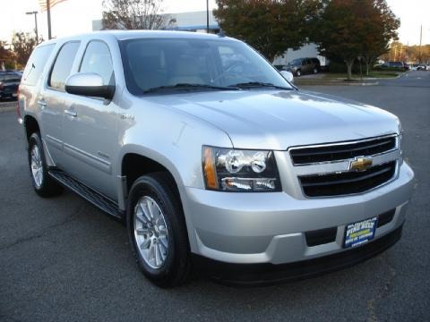 2011 chevrolet tahoe hybrid 4x4 data info and specs. Black Bedroom Furniture Sets. Home Design Ideas
