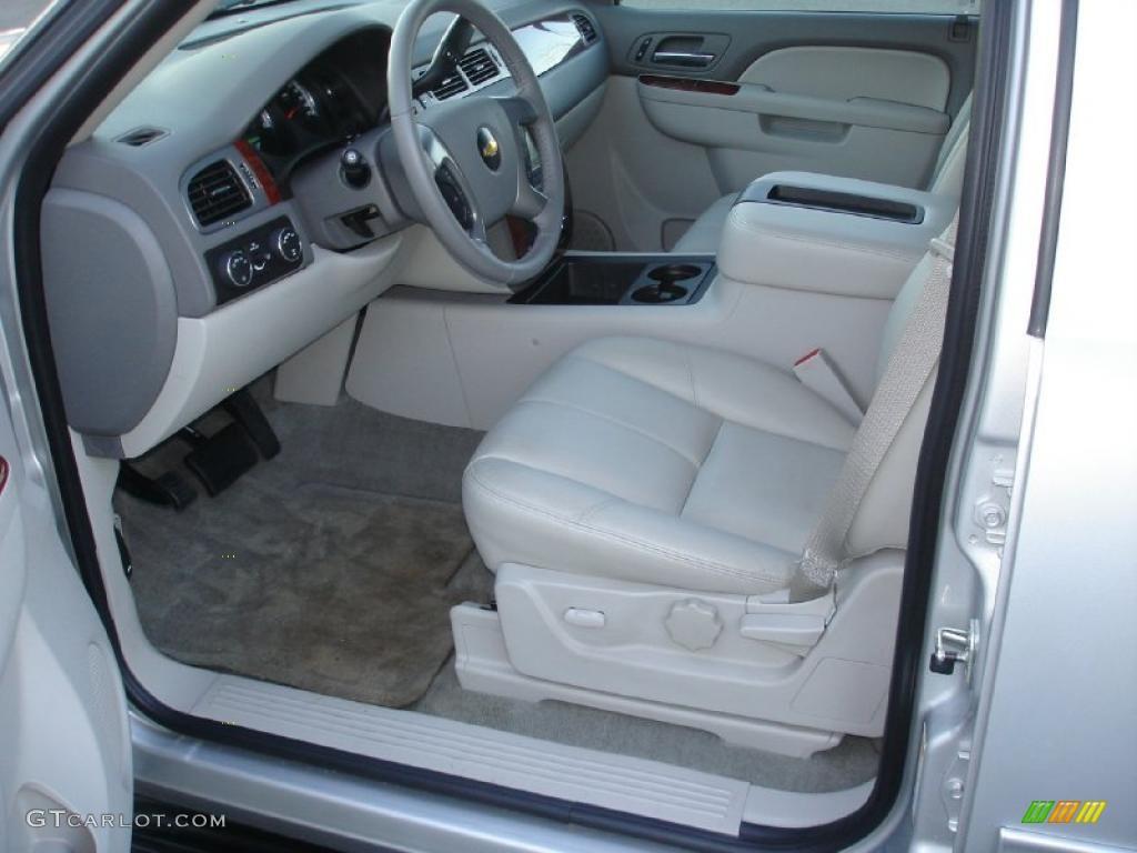 2011 Chevrolet Tahoe Hybrid 4x4 Interior Photo 39332660