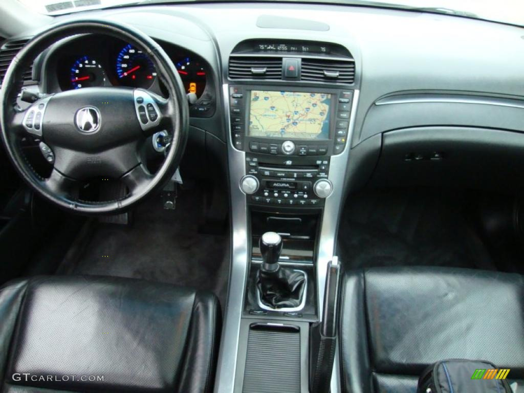 Ebony Interior 2004 Acura TL 3.2 Photo #39342032 Pictures