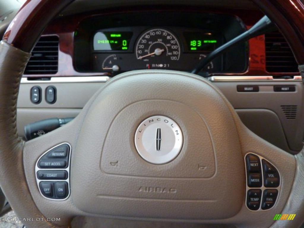 2003 Lincoln Town Car Signature Controls Photo 39343448 Gtcarlot Com