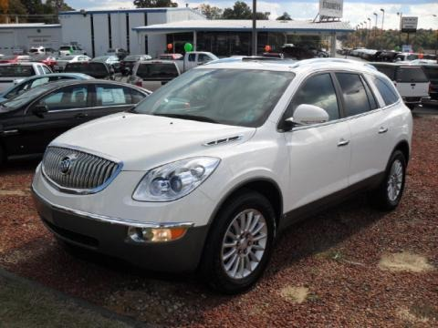 2008 Buick Enclave CXL Data, Info and Specs