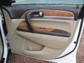 Cashmere/Cocoa Door Panel Photo for 2008 Buick Enclave #39344812