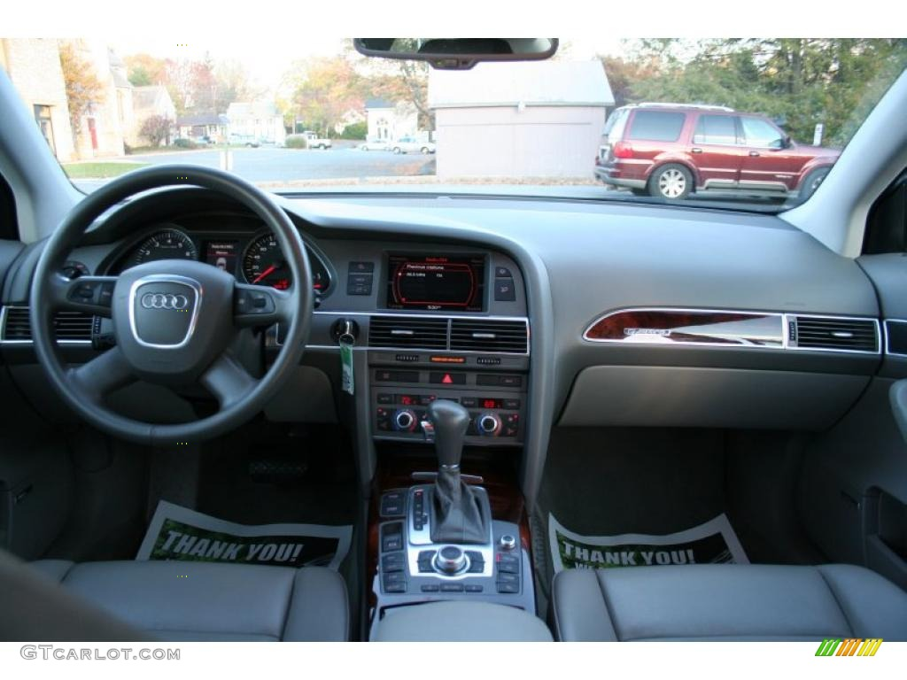 platinum interior 2006 audi a6 3 2 quattro sedan photo. Black Bedroom Furniture Sets. Home Design Ideas