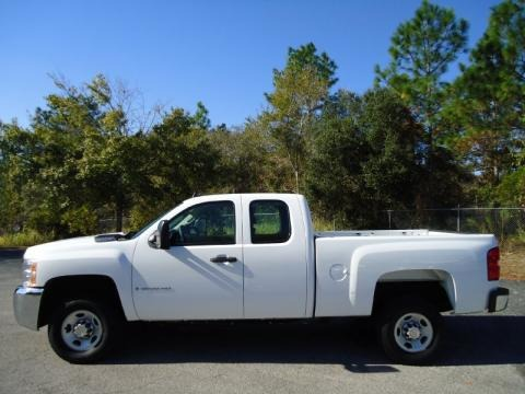 2007 chevrolet silverado 2500hd work truck extended cab data info and specs. Black Bedroom Furniture Sets. Home Design Ideas