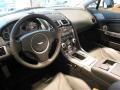 2011 V8 Vantage Obsidian Black Interior