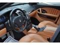 Cuoio 2007 Maserati Quattroporte Interiors