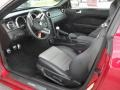 Charcoal Black/Dove Prime Interior Photo for 2008 Ford Mustang #39361328