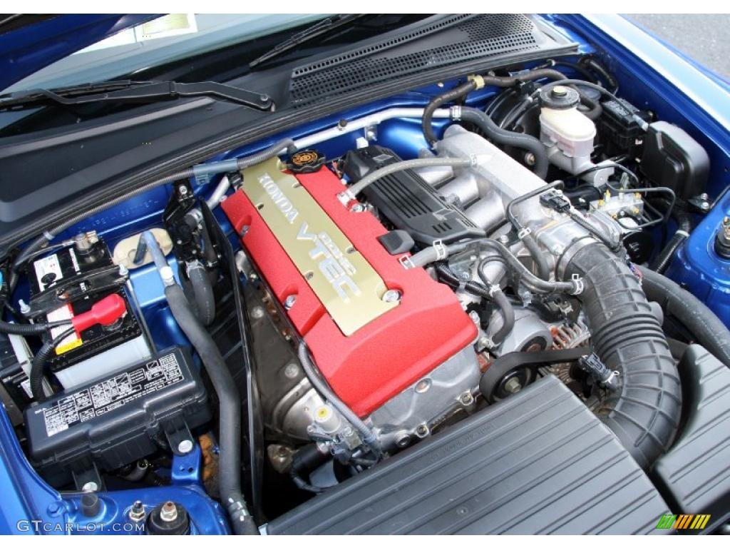 2006 Honda S2000 Roadster 2 2 Liter Dohc 16 Valve Vtec 4