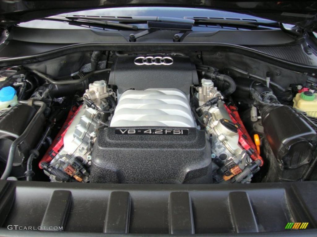 2007 Audi Q7 4 2 Premium Quattro 4 2 Liter Fsi Dohc 32