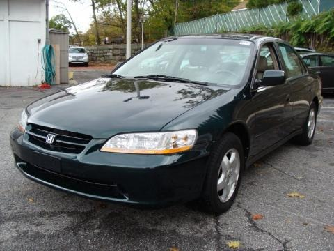 1999 honda accord ex v6 sedan data info and specs. Black Bedroom Furniture Sets. Home Design Ideas