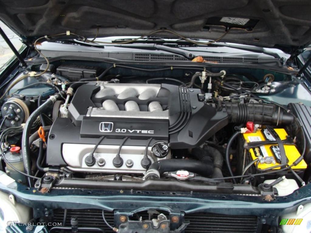 1999 Honda Accord Coupe V6 Vtec 4